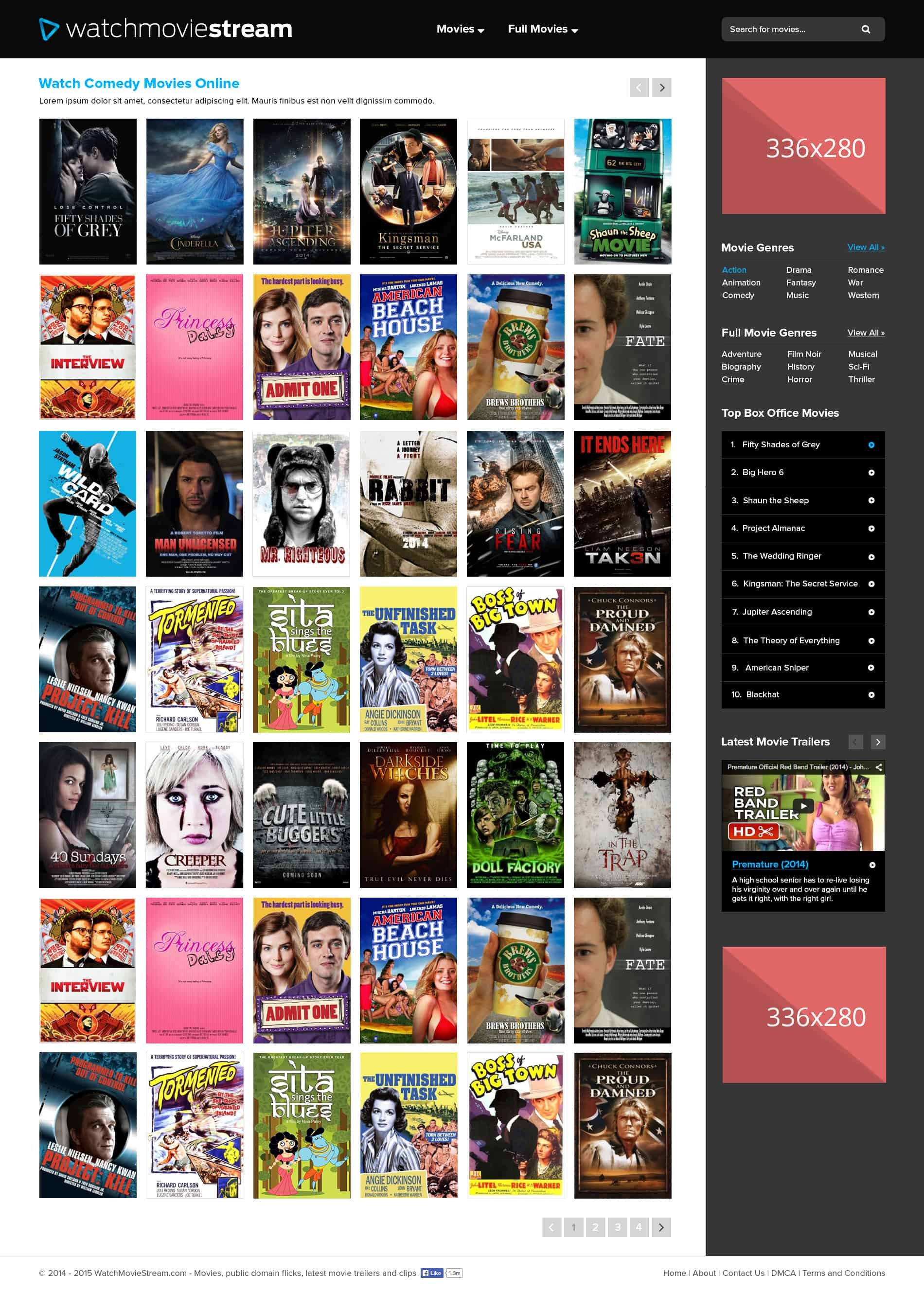 Watch Movie Stream - Genres